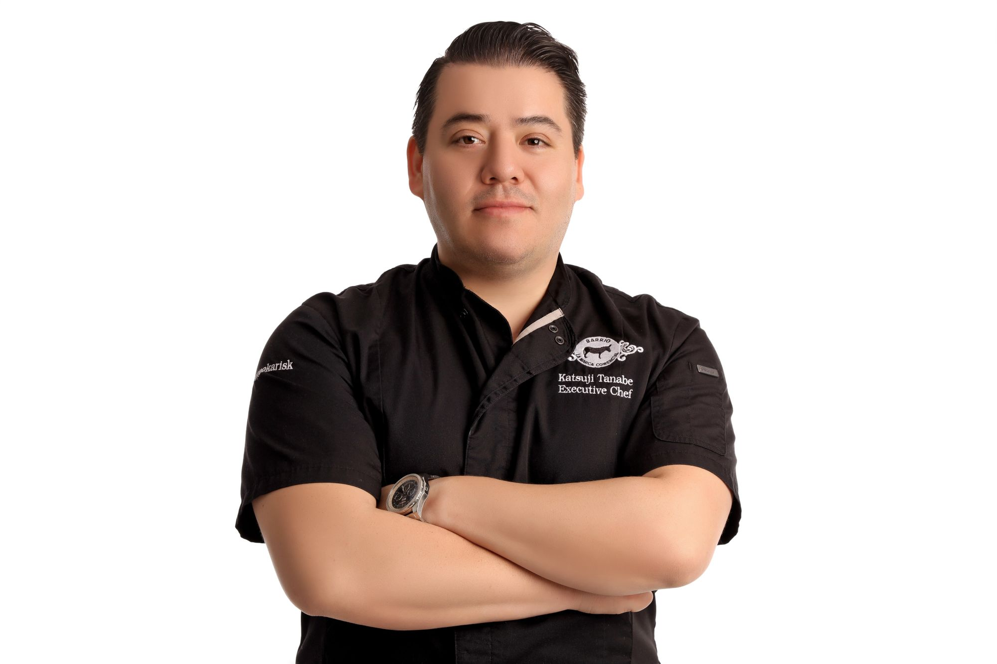 Picture of Chef Katsuji Tanabe in Chicago
