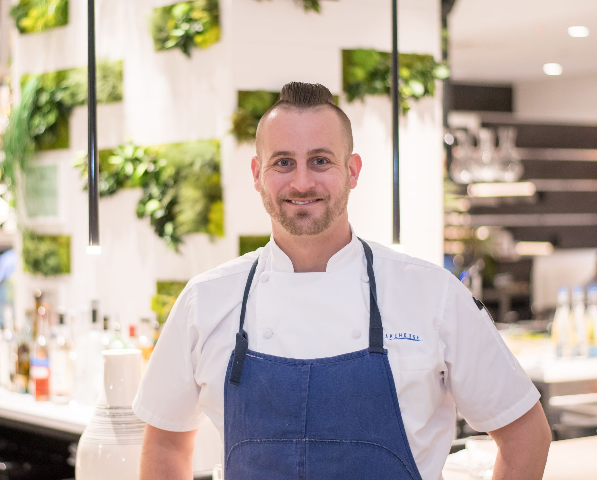 Picture of Chef Joel Handshuh from The Lakehouse Restaurant in Bellevue
