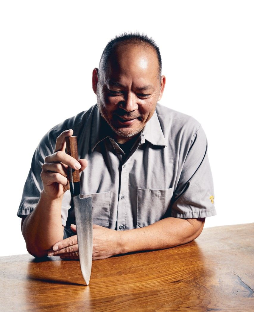 picture of chef Jeff Osaka